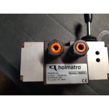 Zawor sterujący dwustronny Holmatro M323