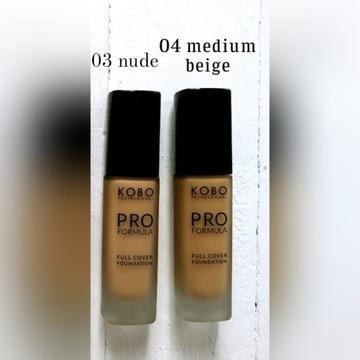 Kobo Professional, Full Cover Foundation+gratis