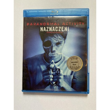 Paranormal Activity: Naznaczeni Blu-ray