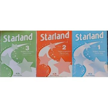 Starland 1 2 3 Teacher's Resource Pack & Tests