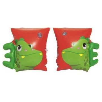 Rękawki do pływania motyw dinozaura