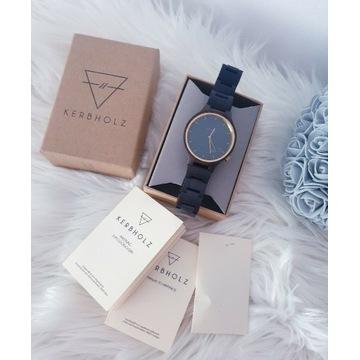 Kerbholz drewniany zegarek cena regularna 660zł