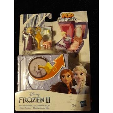 Sypialnia Elsy Frozen 2 Kraina Lodu Pop Adventures