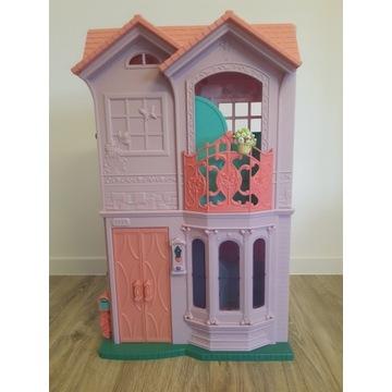 Luksusowa rezydencja dla lalek Barbie