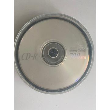 Płyty SONY CD-R x48 700MB 80minut 9 sztuk