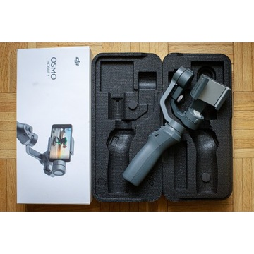 Stabilizator telefonu DJI Osmo Mobile 2