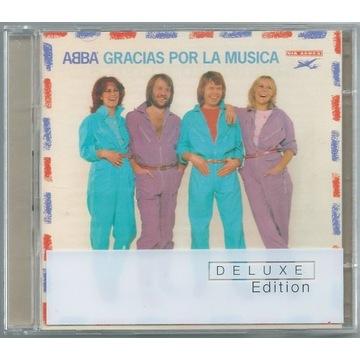 ABBA - Gracias Por La Musica - CD+DVD Unikat