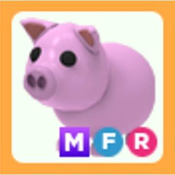 Roblox Adopt Me Pig MFR mega neon FR