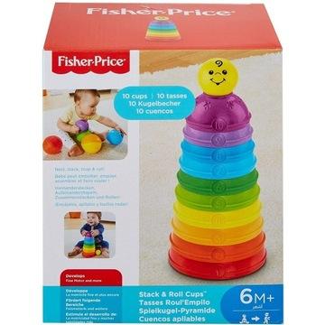 Mattel Fisher Price Piramida dla gry i rozwoju