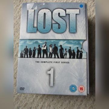 Lost 1, Zagubieni - serial DVD, sezon 1