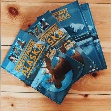 Przystanek Alaska - wszystkie sezony DVD - PL