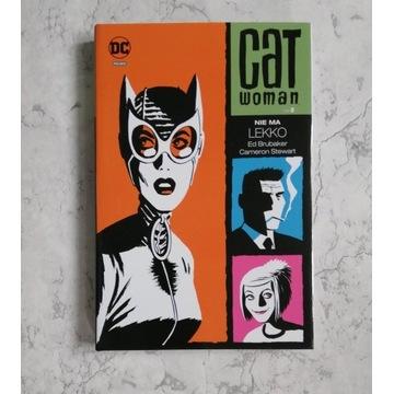 Catwoman, tom 2: Nie ma lekko - Brubaker