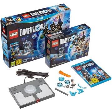LEGO Dimensions Starter Pack WiiU 71174