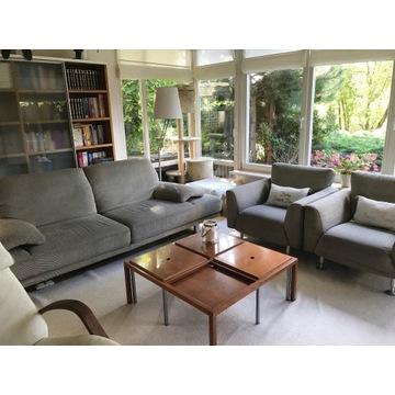 Kanapa/Sofa + 2 Fotele ROLF BENZ - OKAZJA!