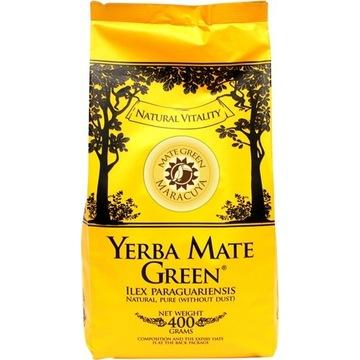 Yerba Mate Green Maracuya 400 g