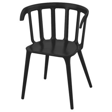 IKEA krzesło PS 2012 czarne