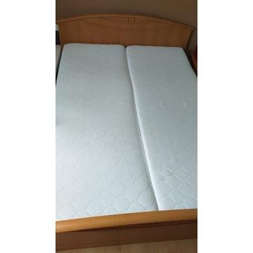 łóżko 140x200 + materace