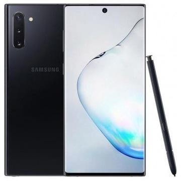 Samsung Note 10 Aura Black NOWY folia Warszawa