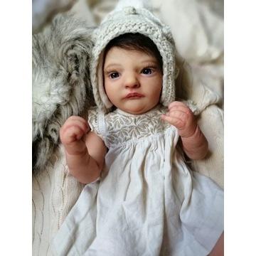 Lalka reborn jak żywe dziecko