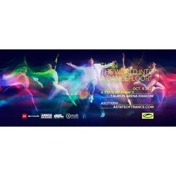 Dwa bilety na wydarzenie ASOT 1000 [Kraków]