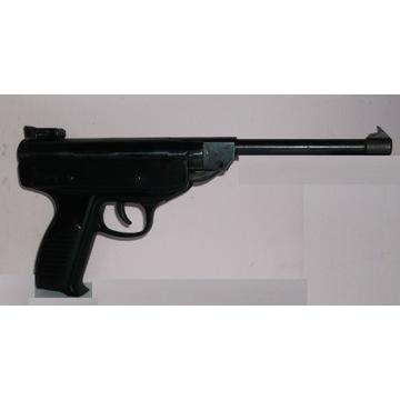 WIATRÓWKA PISTOLET S2 kal. 4,5 mm - używany