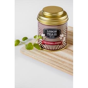 LISBON TEA herbata czarna o smaku wina PORTO 50g