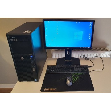 HP Z420 E5-1620 3,6Ghz 64GB SSD 250 K2000 GTX 970