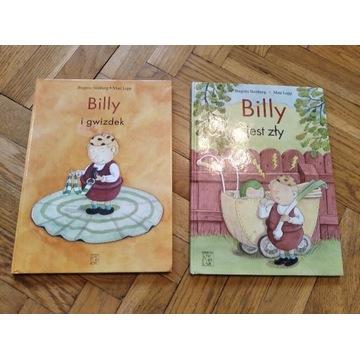Billy jest zły, Billy i gwizdek Stenberg Lepp