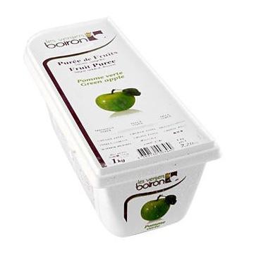 15950 - Puree z zielonych jabłek, mrożone, 1 kg