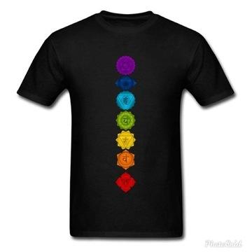 T-shirt czakry