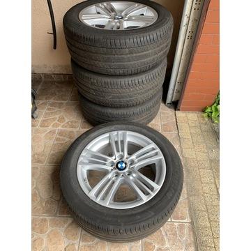 Oryginalne Felgi BMW mpakiet 8jx18