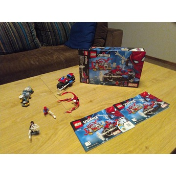 LEGO SPIDERMAN 76113