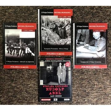 Kolekcja II Wojna Światowa + 2DVD Wymiana szpiegów