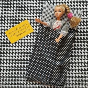 Śpiwór dla lalki Barbie i nie tylko - 100%
