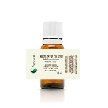 Eukaliptus gałkowy 100% czysty olejek eteryczny