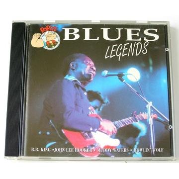 Blues Legends płyta CD stan bdb