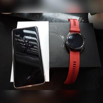 Zestaw P30pro Orange i Watch GT Orange