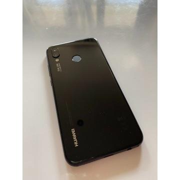 Huawei P20 Lite 64GB, czarny, stan bardzo dobry