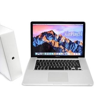 Apple MacBook Pro 15 Core i5 SSD-512GB Ram-8GB 13c