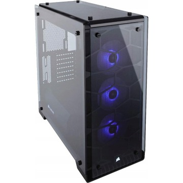 Obudowa Corsair Crystal 570X RGB ATX Kontroler