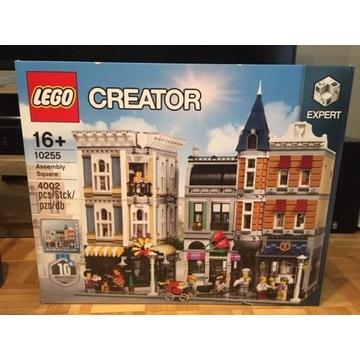 Lego 10255 PLAC ZGROMADZEŃ - NOWY PLOMBY