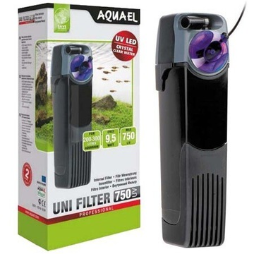 NOWY filtr wewnętrzny AQUAEL UNIFILTER 750 UV 300L