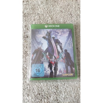 Gra Devil May Cry 5 PL  Xbox One