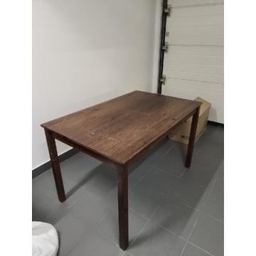 Uniwersalny stół z litego drewna