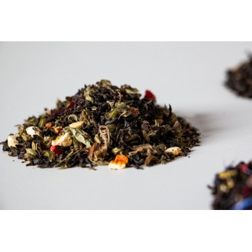 "Herbata zielona (60 g) - ""Mazurski poranek"""