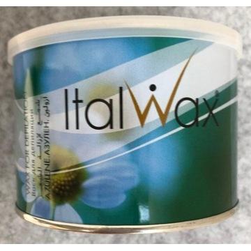 ITALWAX azulen wosk w puszce do depilacji 400ml