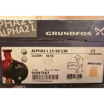 Grundfos Alpha2