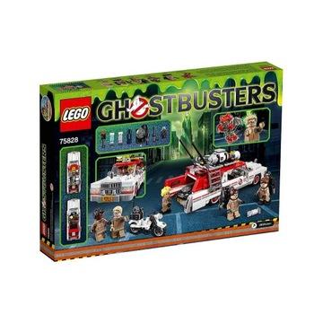 LEGO 75828 Ghostbusters Ecto-1 Ecto-2