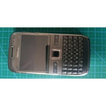 Nokia E72 + ładowarka