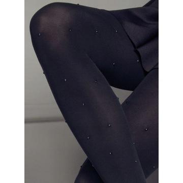 Marilyn Gucci G11 z kryształkami- black 3/4